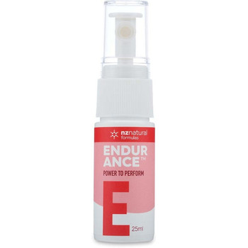 NZ Natural Formulas Endurance 25ml (ENDURANCE)