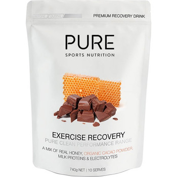 PURE Exercise Recovery Cacao & Honey 740g (740ER)