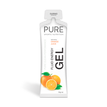 PURE Energy Gel Orange 50g