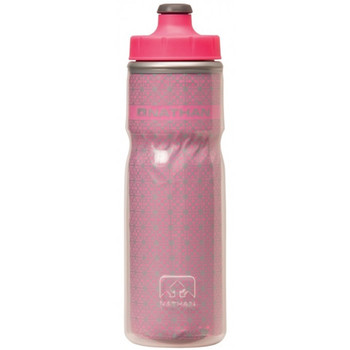 Nathan Fire & Ice 600ml Bottle Hi-Viz Pink