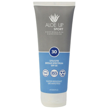 Aloe Up SPF 30 Performance Sport Sunscreen - 177ml
