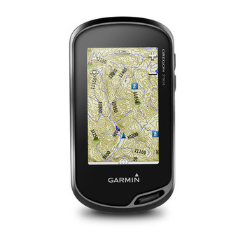 Garmin Oregon 750t, With TOPO Australia and New Zealand