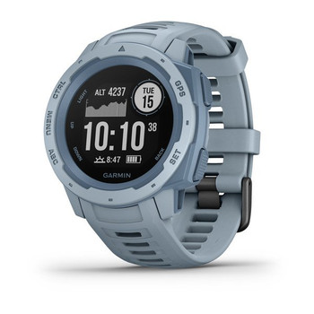 Garmin Instinct GPS Watch - Sea Foam (010-02064-05)