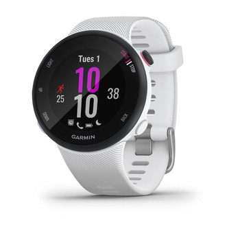 Garmin Forerunner 45S - Small - White (010-02156-00)