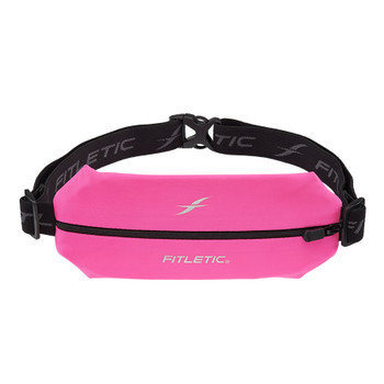 Fitletic Mini Sport Belt Runners Pouch - Neon Pink (MSB01-N8)