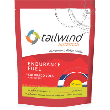 Tailwind Caffeinated Endurance Fuel - Colorado Cola