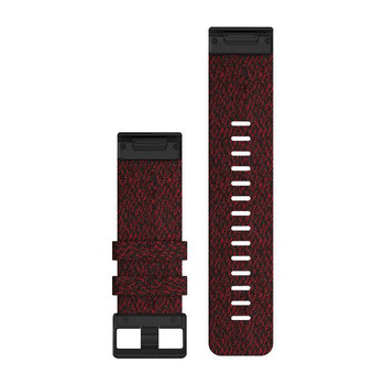QuickFit 26 Heathered Red Nylon with Black Hardware (010-12864-06)