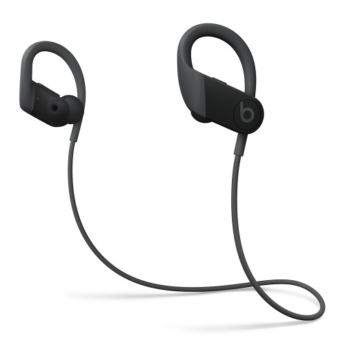 Powerbeats High-Performance Wireless Earphones - Black (MWNV2PA/A)