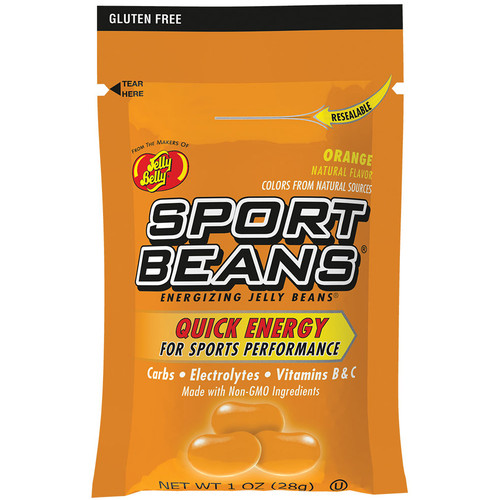 Sport Beans - Orange Flavour - by Jelly Belly