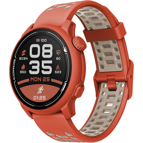 Coros PACE 2 Speed Series - Red