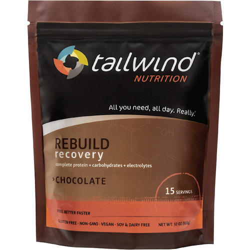 Tailwind Nutrition REBUILD Recovery Drink - Chocolate