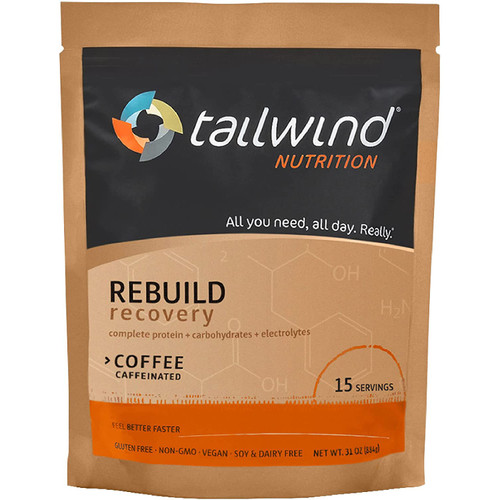 Tailwind Nutrition REBUILD Recovery Drink - Coffee