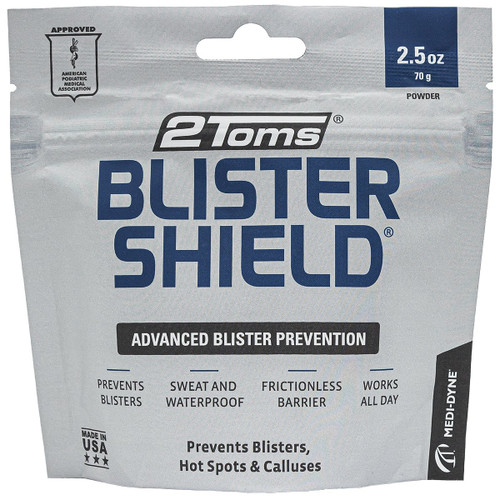 2Toms Blister Shield 2.5 ounce