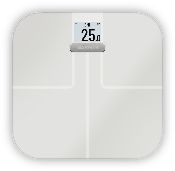 Garmin Index S2 Smart Scale - White (010-02294-13)