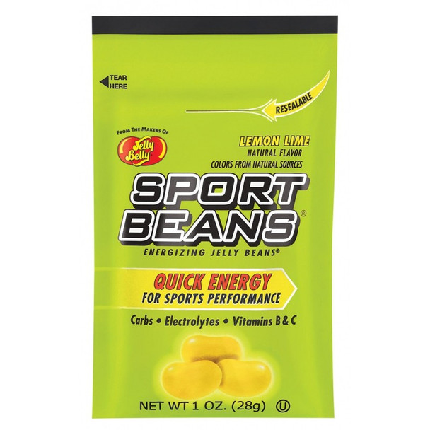 Jelly Belly Sports Beans - Lemon Lime
