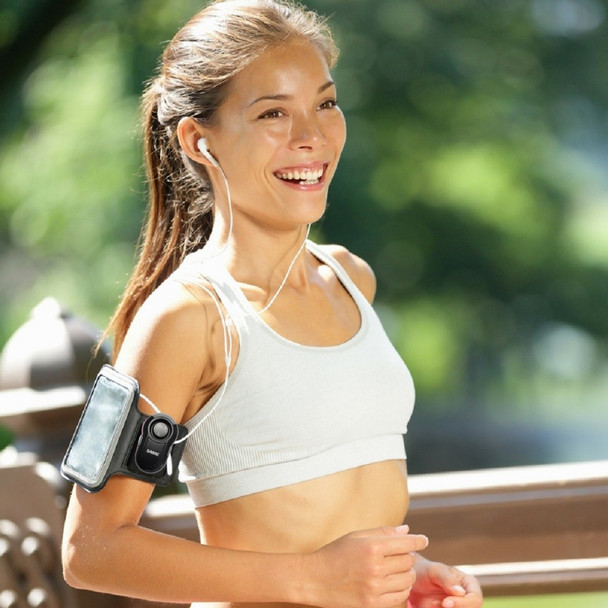 Runners Personal Alarm with Clip & LED Light