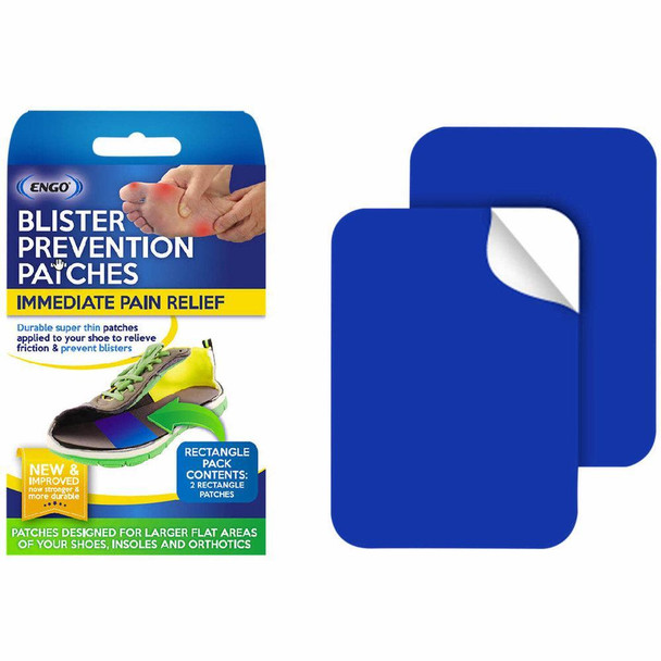 ENGO Rectangle Blister Patches (ENGO-RP)