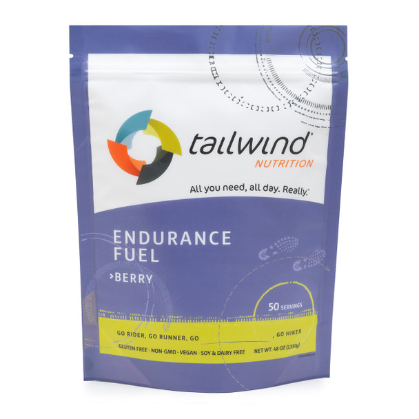 Tailwind Nutrition Endurance Fuel Berry - 50 Serves