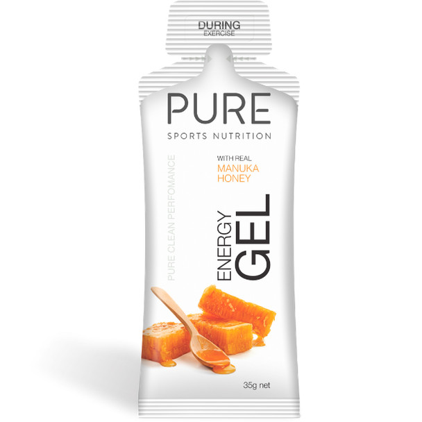 PURE Energy Gel 35g - Manuka Honey (35EGMH)
