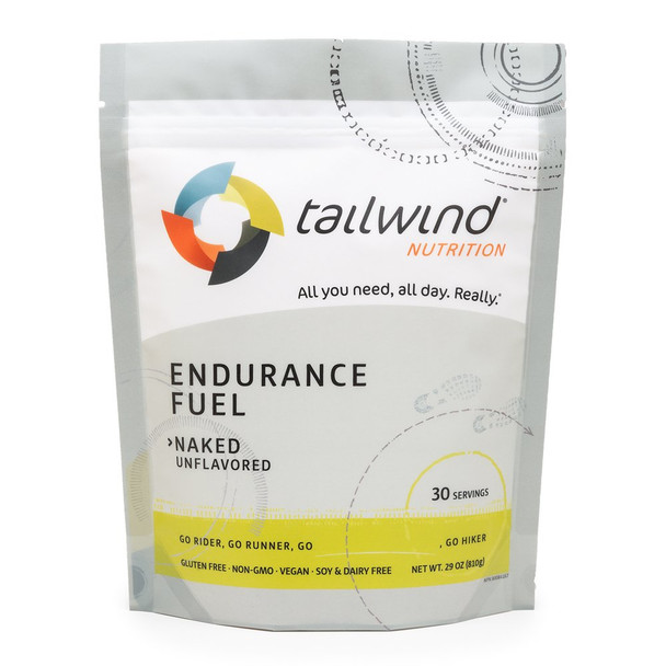 Tailwind Nutrition Endurance Fuel Naked - 30 Serves