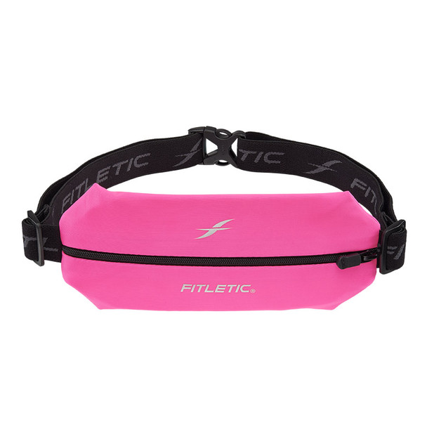 Fitletic Mini Sport Belt Runners Pouch - Neon Pink