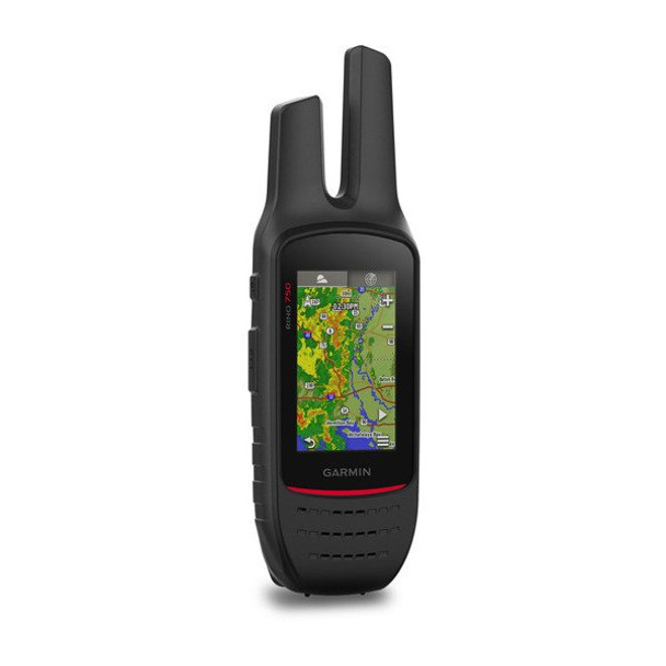 Garmin Rino 750 GPS Navigator with 2-Way Radio