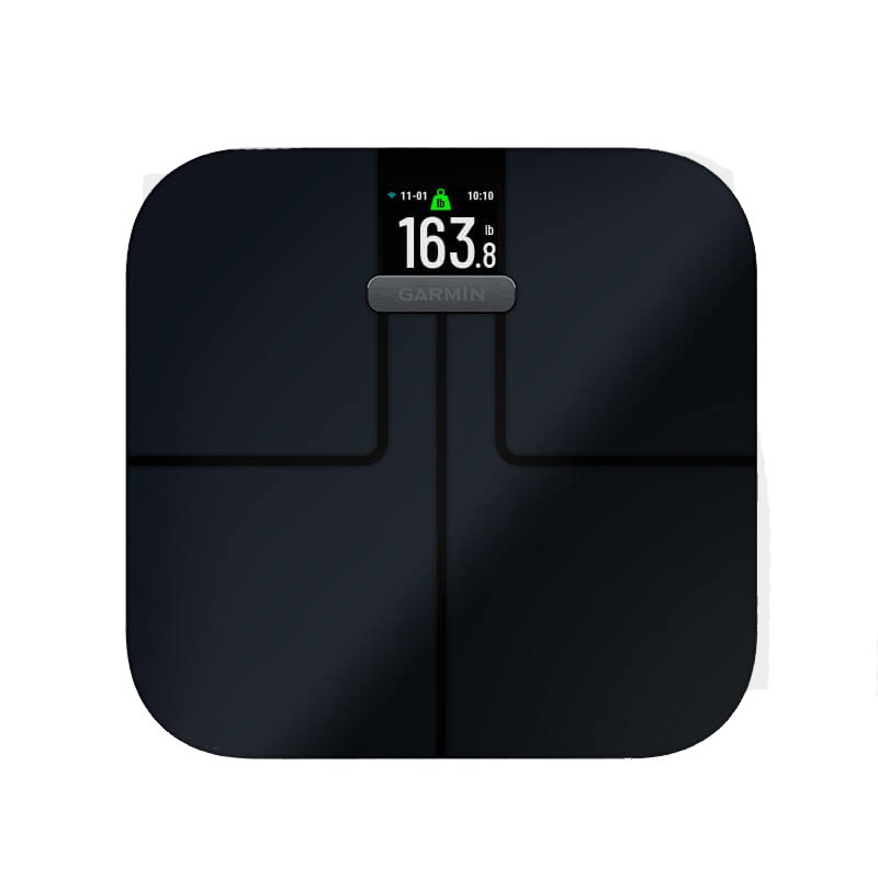 Garmin Index™ S2 Smart Scale - Sleek Smart Design