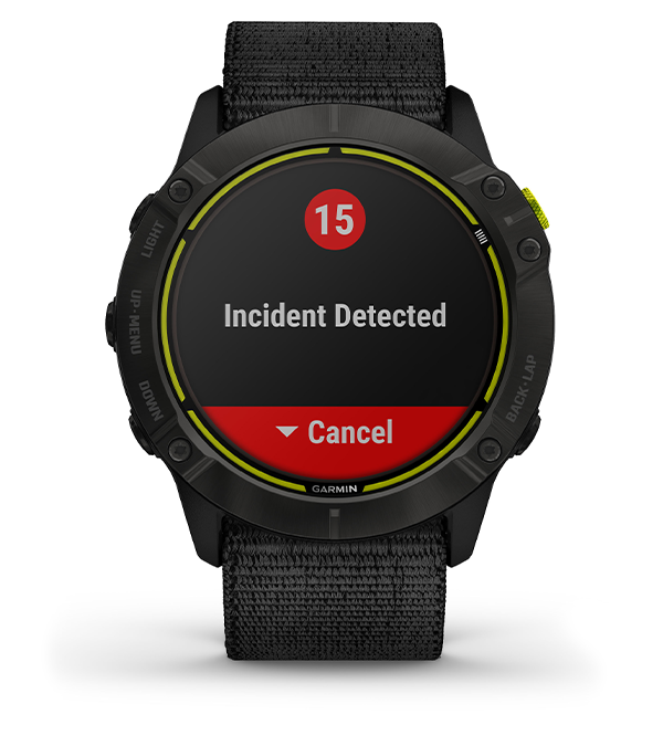 Garmin Enduro - Safety and Tracking Features