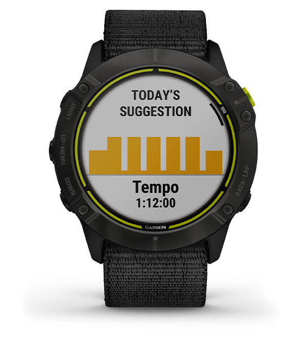 Garmin Enduro - Suggested Daily Workouts