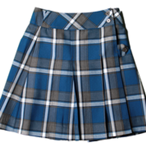 CLEARANCE Skirt With Tab Closure-P73