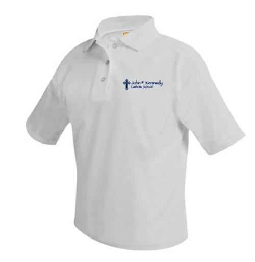 Pique Polo Short Sleeve-JFK