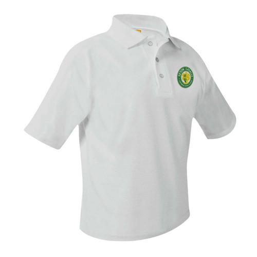 Pique Polo Short Sleeve-SLS