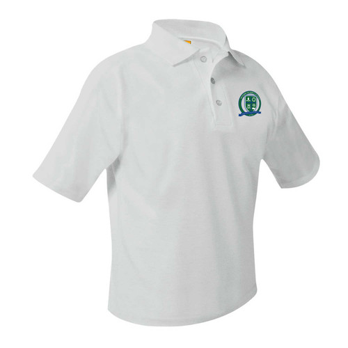 Pique Polo Short Sleeve-MMA