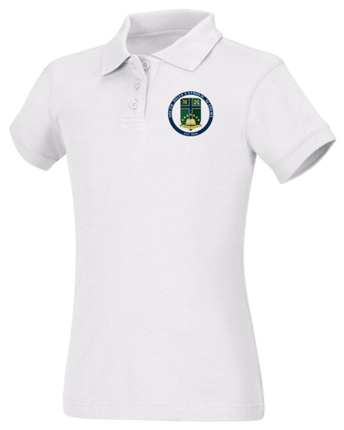 Girls Polo Short Sleeve