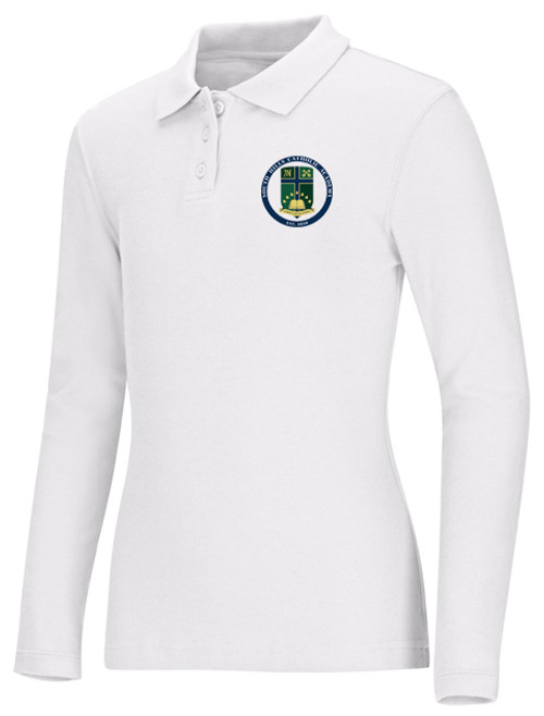 Girls Polo Long sleeve