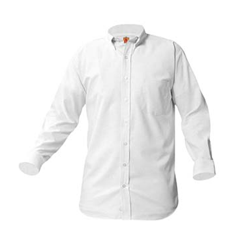 Mens Oxfords Long Sleeve-JFK