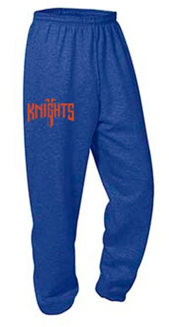 Elastic Bottom Sweat Pants-AG