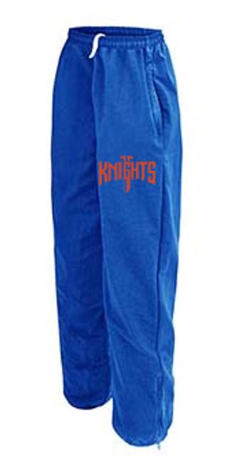 Open Bottom Sweat Pants-AG