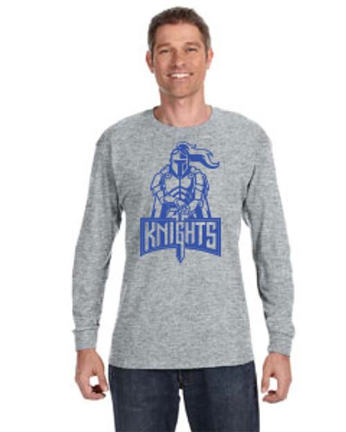 Gym T-Shirt Long Sleeve-AG