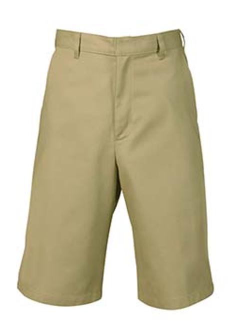 Boys HUSKY Flat Front Short (KN)