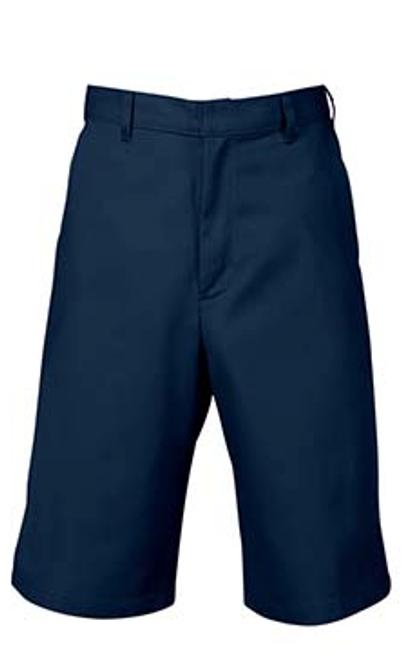 Boys Husky Flat Front Short (1N)