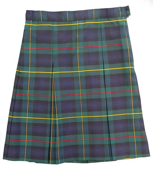 Skirt 2 Kick Pleat-CLEARNACE- Plaid 83