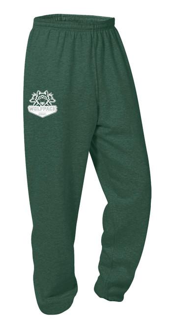 Elastic Bottom Sweat Pants-MMA