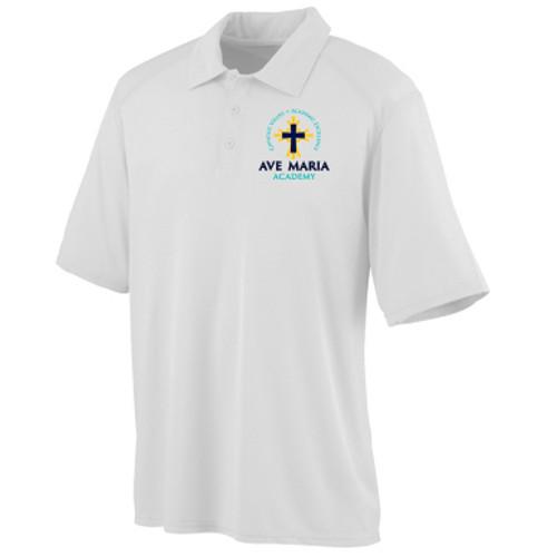 Dri-Fit Short Sleeve Polo-AMA