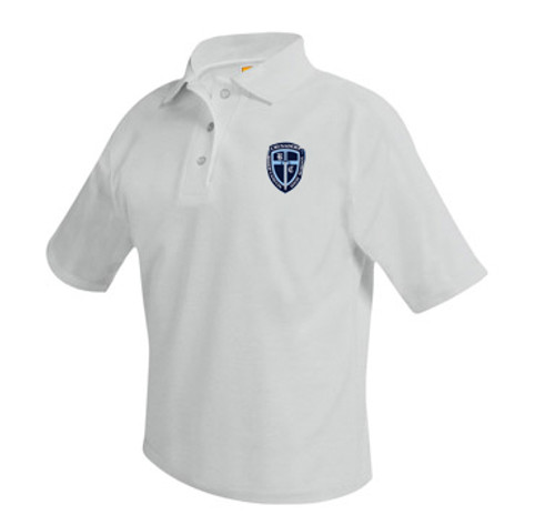 Pique Polo Short Sleeve-BCHS