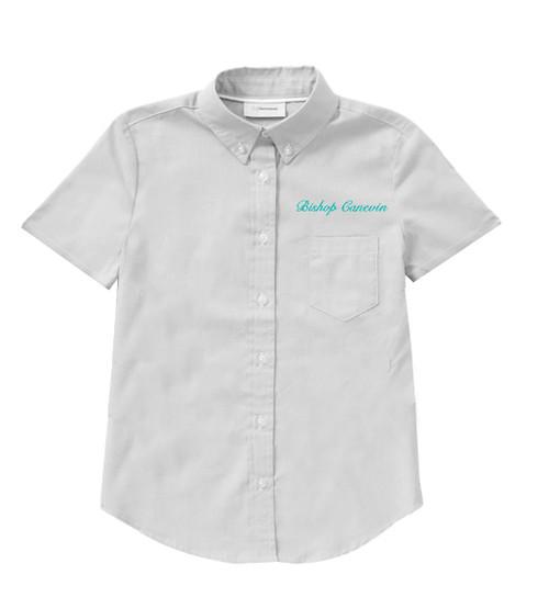 Girls Blouse Short Sleeve