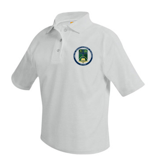 Pique Polo Short Sleeve-SHCA