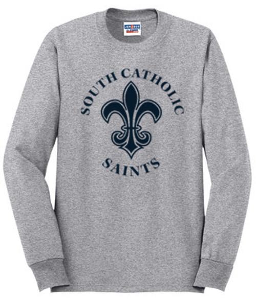 Gym T-Shirt Long Sleeve-SHCA