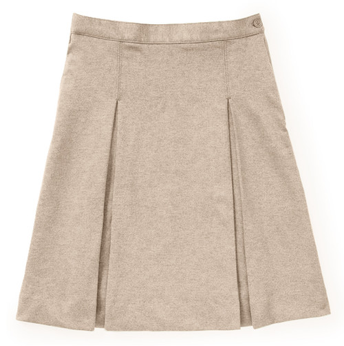 Ponte Kick Pleat Skirt