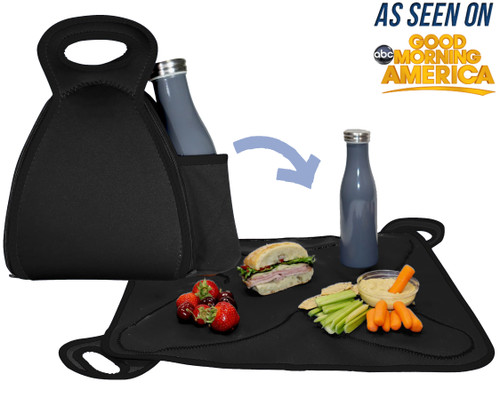 Flatbox: 2 in 1 Lunchbox + Placemat